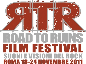 Road to Ruins Film Festival. Suoni e Visioni del Rock