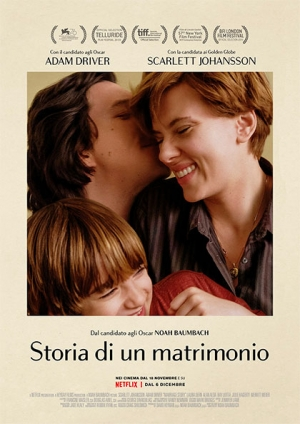 A Marriage Story. Storia di un matrimonio