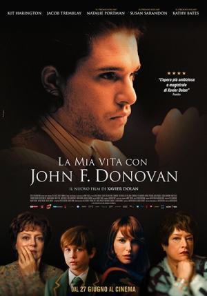 La mia vita con F. John Donovan