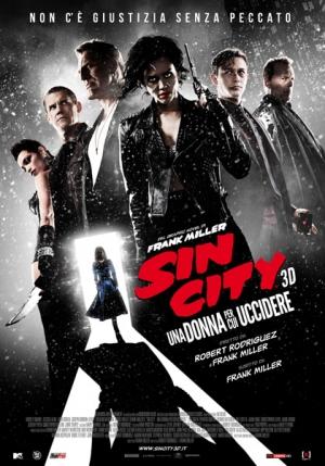 Sin City 3D - Una donna per cui uccidere