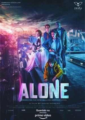 Il cinecomic Alone in prima visione su Amazon Prime