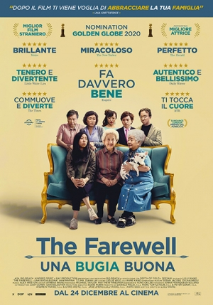 The Farewell. Una bugia buona