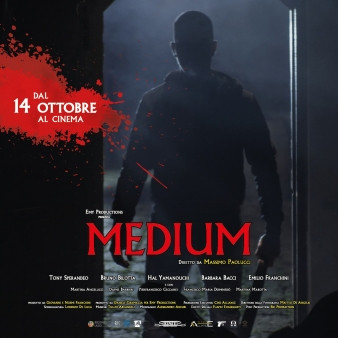 Medium con Tony Sperandeo al cinema dal 14 ottobre